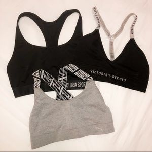 3 for $19 Sports bras